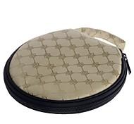 Portable  Nylon Cloth CD Storage Bag Box (Holds 20-CDs)