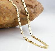 Женский Ожерелья-цепочки Медь Мода бижутерия Бижутерия Назначение Свадьба Для вечеринок Повседневные
