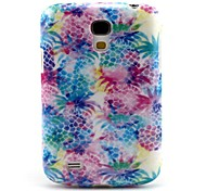 Fantasy Pineapple Pattern TPU Soft Back Cover for Samsung Galaxy S4Mini l9190