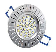 2 W 28 High Power LED 150 LM Warm White Recessed Retrofit Ceiling Lights DC 12 V