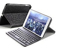 HHMM Detachable Bluetooth Wireless Keyboard Thin and light Cover Stand Case  for iPad Air (Assorted Colors)
