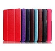 "Shy Bear™ Original Design Leather Cover Stand Case for Lenovo Tab S8-50 8"" Inch Tablet"