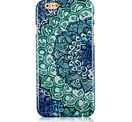 Blue and White Porcelain Pattern Hard Back Case for iPhone 6
