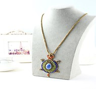Bohemian Style Tortoise Pendant Necklaces (Hualuo Jewelry)