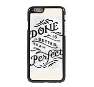 getan perfekte Design Aluminium-Hülle für das iPhone 6 Plus