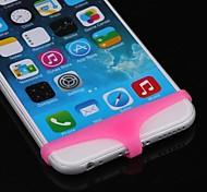 lustig gestaltet Farben weiblichen Dreieck Hose Form Home-Taste Fall für iphone 6 / 5s / 5/4 / 4s und andere (verschiedene Farben)