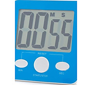 Large Screen Electric Kitchen Reminder Timer