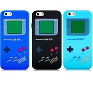 Retro Game Console Shape Design Silicone Soft Case for iPhone 6 (Assorted Colors)