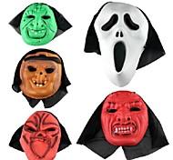 фантазии платье партии Хэллоуин маска (случайный цвет)