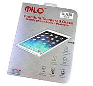 milo blue ray anti-miopía Protector de pantalla de 0,4 mm de vidrio templado para el aire ipad