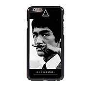 caso duro del modello in alluminio uomo per iPhone 6