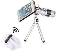 Detachable 18X Mobile Phone with Bluetooth Shutter Button Magnifie for iPhone 5/5S
