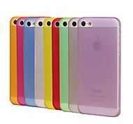 0.3mm Ultra-thin Matting Case Cover for iPhone 6(Assorted Colors)