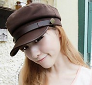 Unisex Cotton Military Hat , Casual Winter