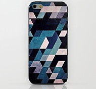 Gradient Plaid Pattern hard Case for iPhone 6