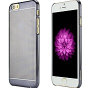 """iSecret+® Golden Series vacuum electronic plating PC case for iPhone 6 4.7""""(Assorted Colors)"""