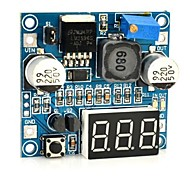 "LM2596 DC to DC Buck Module w/ 3-digit 0.45"" Digital Display Tube"
