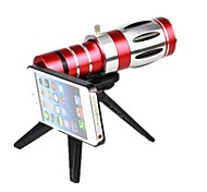 Aluminum Alloy 20X Zoom Telephoto Lens Tripod for iPhone 6