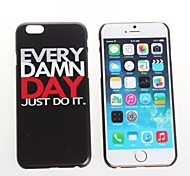 DAY Design Hard Case for iPhone 6