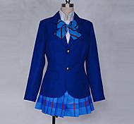 Love Live! Otonokizaka Academy Girl's School Uniform Cosplay Costume