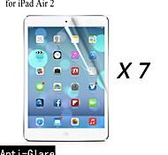 [7-pack] hochwertigem Premium Anti-Glare Displayschutzfolie für iPad 2 Luft