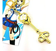 Fairy Tail Lucy Celestial Spirit Gate Capricorn Golden Mental Key