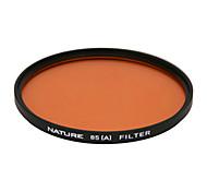 natureza 85a 52 milímetros filtro de correção de cor