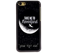 Personalized Phone Case - Take Me to Neverland Design Metal Case for iPhone 5C