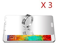 Spiegel Displayschutzfolie für Samsung Galaxy Note 4 (3pcs)
