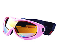 HB Pink Frame Protection Ridding & Snow Goggles
