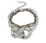 Fashion Alloy Bracelet (Random Color)