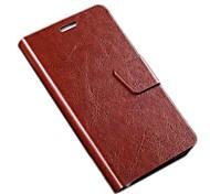 miatone® PU-Leder Ganzkörper-Case mit Ständer und Card Slot für Samsung Galaxy S II i9100