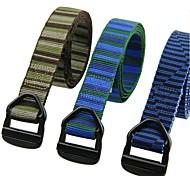 Rockway® Outdoor Unisex Jacquard Nylon and Metal Adjustable Buckle High Holding Power Belt