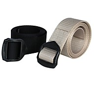 Rockway® Outdoors Unisex Nylon and Carbon Fiber Adjustable Buckle Outdoor Accessories Fashion Belt