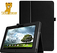 Shy Bear™ Leather Tablet Cover Case for Asus Memo Pad FHD 10 ME302 ME302C ME302KL 10.1 Inch