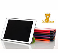 Shy Bear™ 9.7 Inch Leather Cover Stand Case for Ipad Air2(Air 2 Ipad 6) Tablet