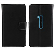 Elegant PU Leather with Card and Stand Case for Nokia Lumia 920