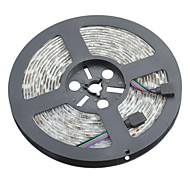 Waterproof 72W 300x5050 SMD RGB LED Decoration Strip Lights (DC 12V / 5M)