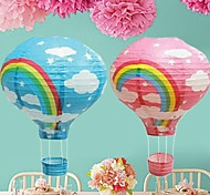 Party's Supplies Fire Balloon Type Chinese Lanterns