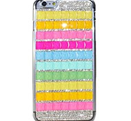 Jelly Diamond Cases for iPhone 6 Plus  (Assorted Colors)