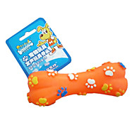 Bone Pattern Pet Squeaking Toy For Dogs