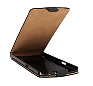 Open Up and Down PU Leather Full Body Case for One Plus One