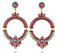 Women's Fashion Environmental Alloy Stud Earring(More Colors)