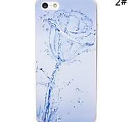 beittal® china stijl 3d patroon schilderij pc hard cover voor iphone5 / 5s ip5chfd