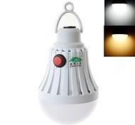 Zweihnder 7 W 10 SMD 5730 600 LM Warm White/Cool White G Decorative Globe Bulbs AC 85-265 V