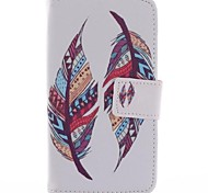 Feather PU Full Body Case with Card Slot for Motorola MOTO X