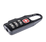 Luggage Suitcase Combination Lock Padlocks Case Bag Password Safety Digit Code