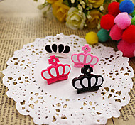 Lovely Crown Pattern Hair Accessories for Pets Dogs