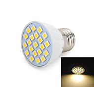 5W E26/E27 Ampoules Maïs LED T 21 SMD 5050 300-400 lm Blanc Chaud AC 100-240 V