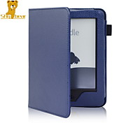 oso ™ caso tímido cubierta de cuero libro electrónico de 6 pulgadas para el nuevo Kindle de Amazon 2014